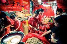 King of Melon Seeds, Chinatown CNY Festive Street Bazaar 2013, Singapore