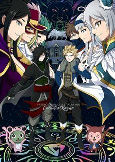 Fairy Tail Anime, Deviantart, Artist, Artists, Fairy Tale Anime