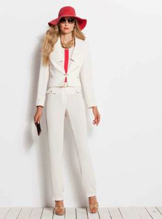 Si quieres ir con estilazo a un evento…no lo dudes! Ponte unos pantalones!!  If you want to be the most stylish person at an event... these fabulous trousers are what you need!