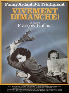 the ten best french new wave films of Francois Truffaut. Films Étrangers, Films Cinema, Cinema Posters, Film Posters, Movie Plot, We Movie, Film Movie, Mixtape, Cinema France