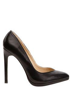 Svarta högklackade skor från have2have.se - din skobutik på nätet!