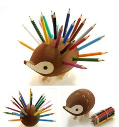 cute pen holder