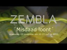 ZEMBLA - Promo 'Misdaad loont'