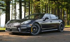 2014 Porsche Panamera Turbo S Executive, fully optioned, black on agate.  Perfect family car.