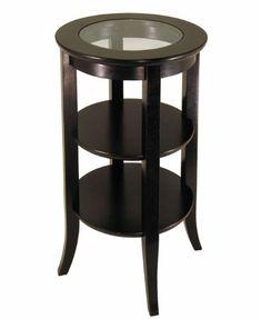 mesas redondas de madera para licorera - Google Search