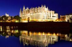 Cathedral of Majorca in Palma de Mallorca, Balearic islands