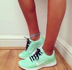 Love Nike Free Run sneakers.