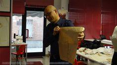29 gennaio 2015, Work-Shop Shingo Sato, Scuola di Moda Vitali.