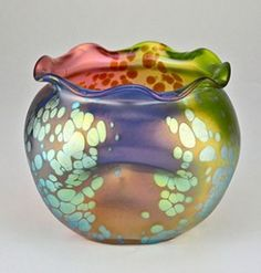 loetz glass - Google Search