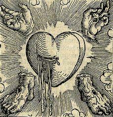 Sigmund Grimm - Cinq Plaies de Jésus-Christ 1521 - Augsburg