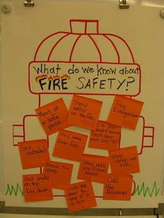 Really Great Fire Safety Unit!!