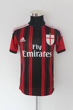 AC Milan 14-15 Home Wholesale soccer Uniform