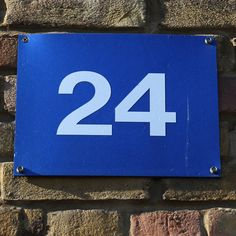 Numbers, Signs, Novelty Signs, Numeracy, Signage, Dishes, Sign