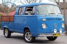 1974 Volkswagen Kombi Transporter Type 2 Kombi