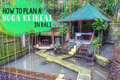 How to Plan a Yoga Retreat in Bali | http://adventurousmiriam.com/yoga-retreat-in-bali/