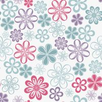 Pattern floral