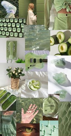 Pastel green 💚🌱🌵