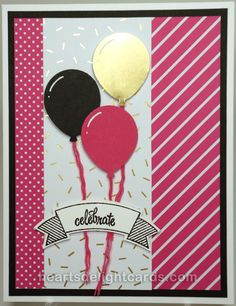 Heart's Delight Cards: May Tour de Freaks, Things Old & New