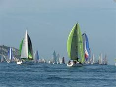 Boats on The Solent