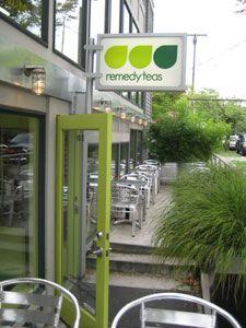 Seattle Tearooms