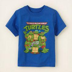 Boys Teenage Mutant Ninja Turtles graphic tee