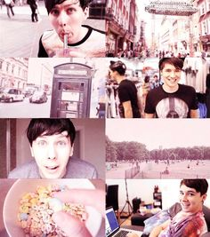 The Next Big Thing Interview Dan Howell (danisnotonfire)