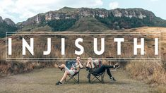 INJISUTHI CAMPSITE in the Central Drakensberg, South Africa - A Travel D...
