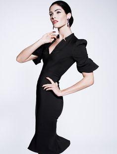 Fashion Show: Zac Posen Pre-Fall 2012 Runway