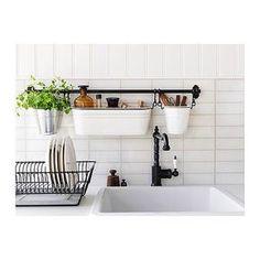 Bulaşık deterjanının yeri de belli olsun!
