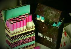 Cigarros de chocolate♥