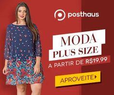 PLUS SIZE, A MODA QUE ENCANTA VOCÊ!!!!!! http://www.posthaus.com.br/moda/vestido-decote-transpassado-lacos-plus-size_art215862.html?mkt=PH5492
