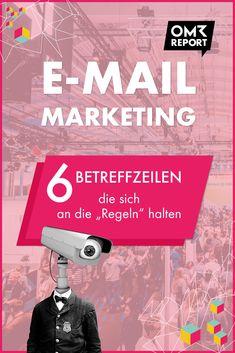 Affiliate Marketing, Strategisches Marketing, Internet Marketing, Social Media Marketing, Content Marketing, Design Facebook, Email Design, Newsletter Template, Job Info
