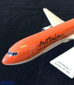 Australian Airlines Boeing 767-300 VH-OGJ model Australian Airlines, Surfboard, Model, Scale Model, Surfboards, Models, Surfboard Table, Template