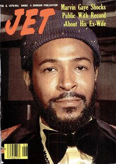 Jet magazine, Feb. 8, 1979 — When Anna Gordy divorced Marvin Gaye, he was running low on money thanks to an extravagant lifestyle and escalating drug habit. He was unable to pay Anna alimony or child support. It was decided that he would give half the royalties he would earn from his next project to Anna. That project, Here, My Dear (a double studio album), was released on December 15, 1978.