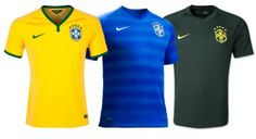 Our Definitive Ranking Of The 2014 World Cup Kits