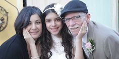 Father Walks 11-Year-Old Daughter Down The Aisle Since He Knows He Won't Be There For Her Wedding