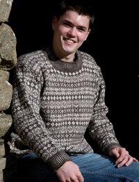 Lynsey Sweater Kit - Jamieson and Smith, Real Shetland Wool, Fair Isle Knitting, Shetland Wool, Knitting Patterns, Yarn