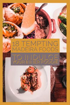 Madeira Food, California Food, Italy Food, Food Inspiration, Travel Inspiration, Best Street Food, Mouth Watering Food, Exotic Food, Best Places To Eat