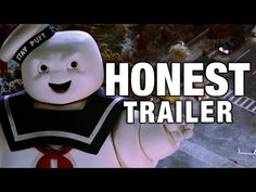 Ghostbusters: The Honest Trailer [Video]