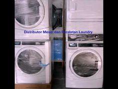 Distributor Mesin & Peralatan Laundry