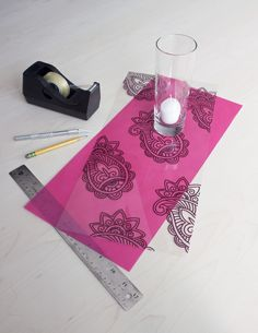 Pro DIY Project: David Stark's Patterned Party Luminary from the Printer
