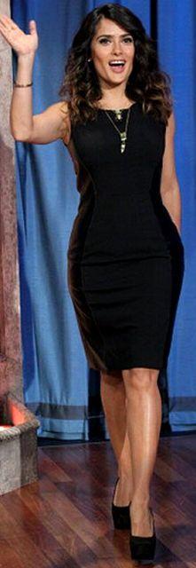 Dress - Stella McCartney Shoes - Yves Saint Laurent