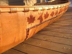 Francois' Birchbark canoes                                                                                                                                                                                 More
