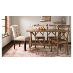 About Dining Room On Pinterest Dining Tables Farm Tables And Target