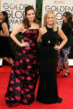 Tina Fey and Amy Poehler's Best Lines From the Golden Globes