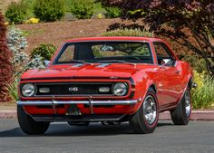 1968 Chevrolet Camaro SS 396..Re-pin Brought to you by agents at #HouseofInsurance in #EugeneOregon for #LowCostInsurance