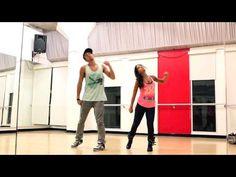 NOBODY'S BUSINESS - Rihanna ft Chris Brown Dance Tutorial | Matt Steffanina & Dana Alexa - YouTube