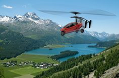 This Could Be The World's First Flying Car | Architectural Digest