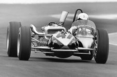 A Hurst Floor Shift Special for the Indy 500 1964