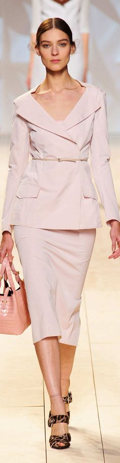 Nina Ricci Collection Spring 2015 | The House of Beccaria~